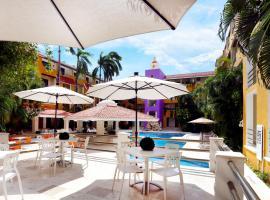 Adhara Hacienda Cancun, hotel in Cancún