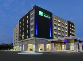 Holiday Inn Express - Kingston West, an IHG Hotel, hotel near OLG Casino Thousand Islands, Kingston