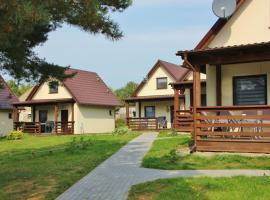 Domki Letniskowe FRIDA, holiday rental in Wiele