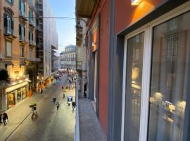 Salotto Toledo, hotel with jacuzzis in Naples