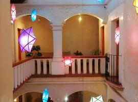 Hotel Boutique Casa Catrina, hotel in Oaxaca City