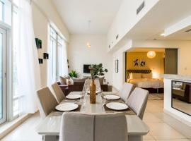 GuestReady - Spacious Apt in Downtown Maid's room, apartment in Dubai