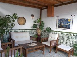 LA CASA DE LOS PINTORES, junto al centro de Granada, casa o chalet en Granada