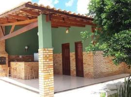 Deck com suíte/piscina/garagem. Próx. UFCA/Unileão, apartment in Juazeiro do Norte