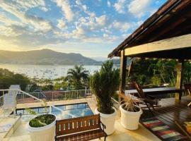 VELINN Reserva Costa Verde, guest house in Angra dos Reis