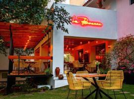 Hotel Amate, hotel in Cuernavaca