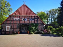 Ferienbauernhof Ennenhof, Ferienwohnung in Schneverdingen