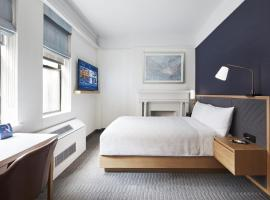 Club Quarters Hotel Midtown - Times Square, hotel near Broadway Theatre, New York