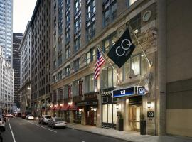 Club Quarters Hotel in Boston, boutique hotel in Boston
