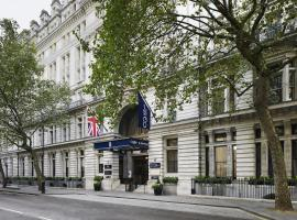 Club Quarters Hotel, Trafalgar Square, hotel in London