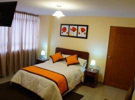 Yuraq Hotel, Hotel in Cajamarca