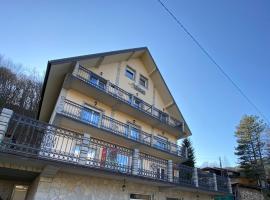 Lužnjanin restoran i sobe, hotel u gradu 'Jošanička Banja'