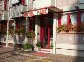 Park Hotel Meublé, отель в Комо