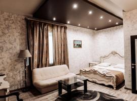 Hotel Toro, отель в Хабаровске