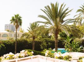 Blonski Guadalmar, hotel conveniente a Málaga
