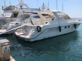 Smile Holidays Boat, boat in Salerno
