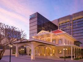 Hyatt Regency Phnom Penh, отель в Пномпене
