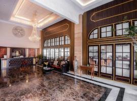 D'Senopati Malioboro Grand Hotel, отель в Джокьякарте