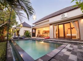 Griantika Villa 3BR with private pool, pet-friendly hotel in Ubud
