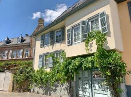 Ferienwohnung Zur goldenen Traube, Hotel in Rüdesheim am Rhein