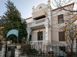 Acropolis Hotel: Limenas'ta bir otel