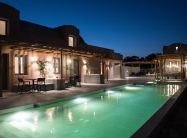 Terra Nera Suites, hotel in zona Spiaggia Bianca, Perivolos (Perissa)