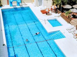 San Remo Resort Hotel, hotel v destinaci Santa Teresita