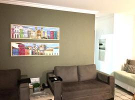 Atlantic Towers - Flat Ondina, serviced apartment in Salvador