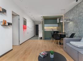 Bloody Lisa Design Apartment, apartment in Odessa