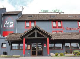 Dune Hôtel, hôtel à Grande-Synthe près de: Lieu d'Art et d'Action Contemporaine