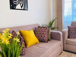HF House,Elegant and Cozy 2bedroom., hotel in Nakuru