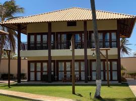 sol poente residence, apartment in Flecheiras