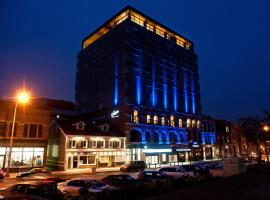The Holman Grand Hotel, hotel in Charlottetown