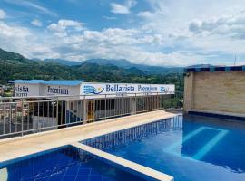 Hotel Bellavista Premium, hotel in Villeta