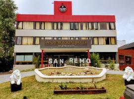 San Remo New Viking, hotel en Pinamar