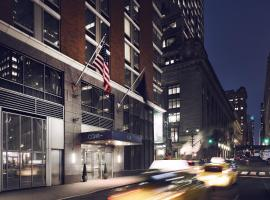 Club Quarters Hotel, Grand Central, hotel near Museum of Modern Art, New York