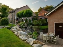 Comfy Holiday Home in Gulpen with Private Terrace, holiday home in Gulpen
