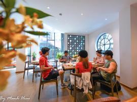 Mojzo Inn Boutique Hotel, hotel near Bac Thanh Church, Nha Trang