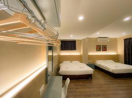 Maison life 小居屋 Riverson Soho, apartment in Kota Kinabalu