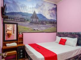 RedDoorz Syariah near Telaga Warna Dieng, hotel in Dieng