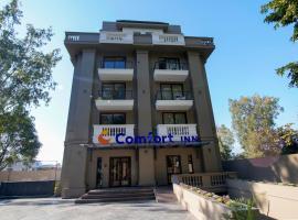 Comfort Inn Dehradun, hotel in Dehradun