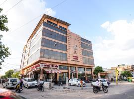 OYO 19628 Hotel Amba International, hotel in Jodhpur