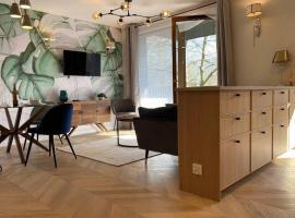 Apartament z dwiema sypialniami - Redłowska Plaża, hotel in Gdynia