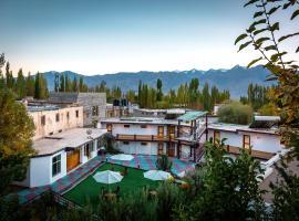 Hotel Kanika Ladakh, hotel in Leh