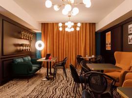 Mercure Lyon Centre Saxe Lafayette, Mercure hotel in Lyon
