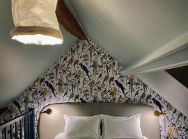 Le Gîte, bed and breakfast en Senlis