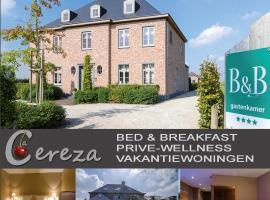 B&B La Cereza, spa hotel in Oudenaarde