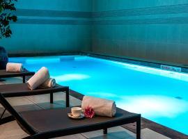 Holiday Inn Mulhouse, an IHG hotel, hôtel à Mulhouse