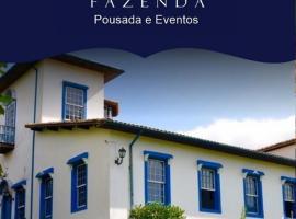 Fazenda Casa Nova, hotel near Parque Nacional de Itatiaia, Queluz