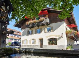 Alpen Gästehaus Gerold, hotel near Hörnlebahn, Bad Kohlgrub